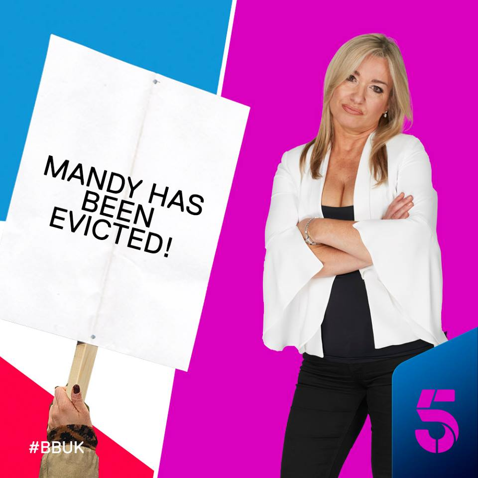 'Randy Mandy' first to be booted out of BB house