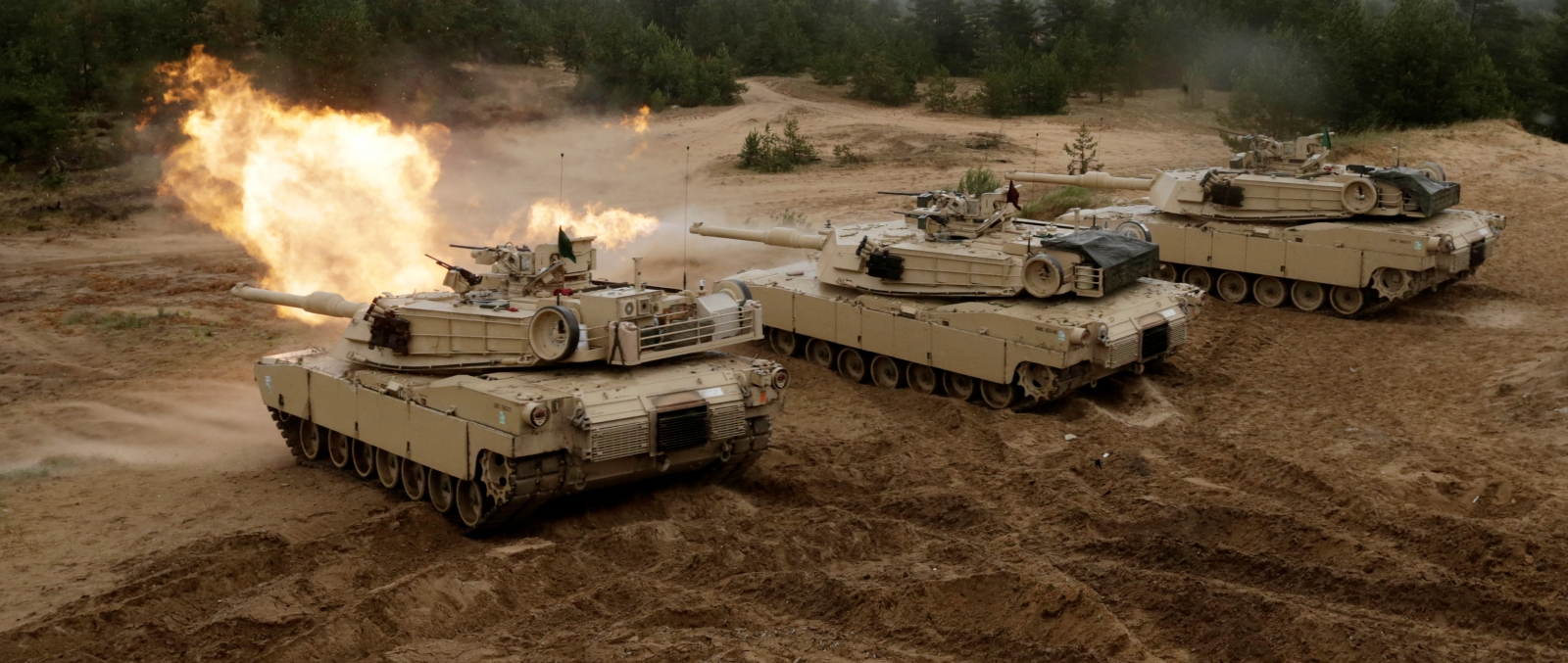US army uses cyberwarfare to dismantle simulated tank attack