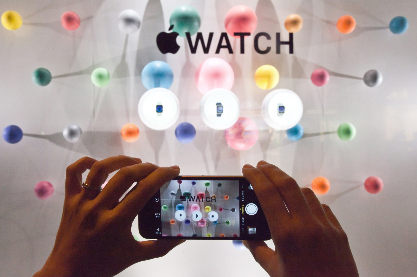 Apple to use micro-OLED for wearables