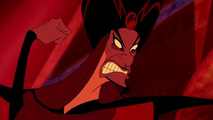 Aladdin Jafar live action remake