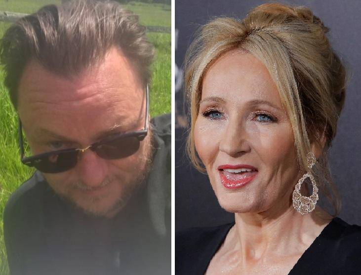 John Niven and J.K. Rowling