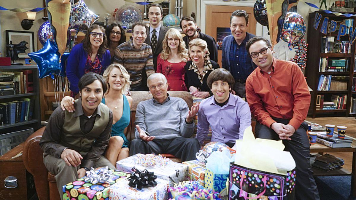 Adam West Big Bang Theory
