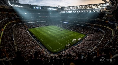 Fifa 18 lighting