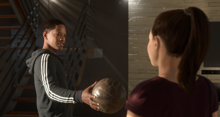 Fifa 18 The Journey Alex Hunter