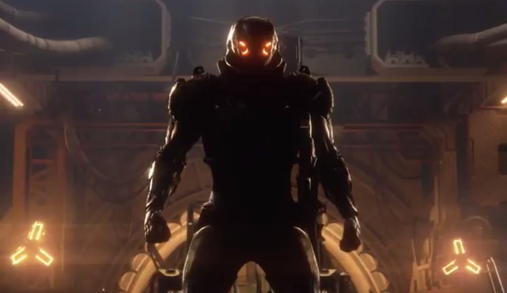 Bioware new game Anthem