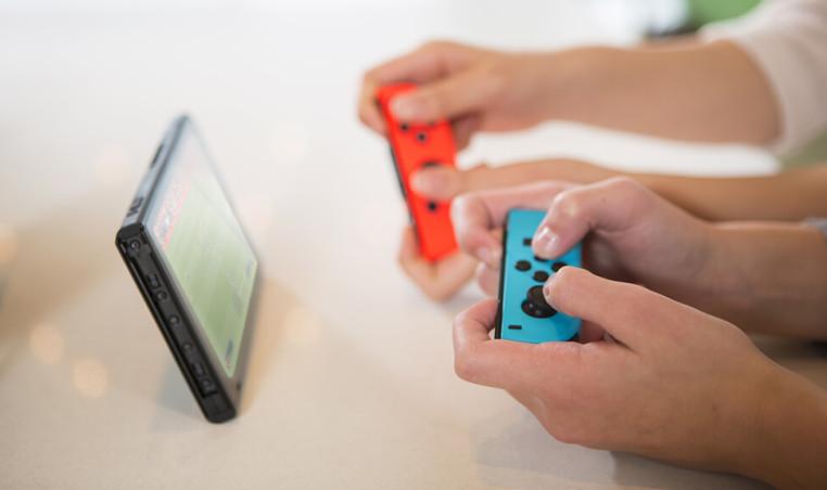 Fifa 18 Nintendo Switch tabletop