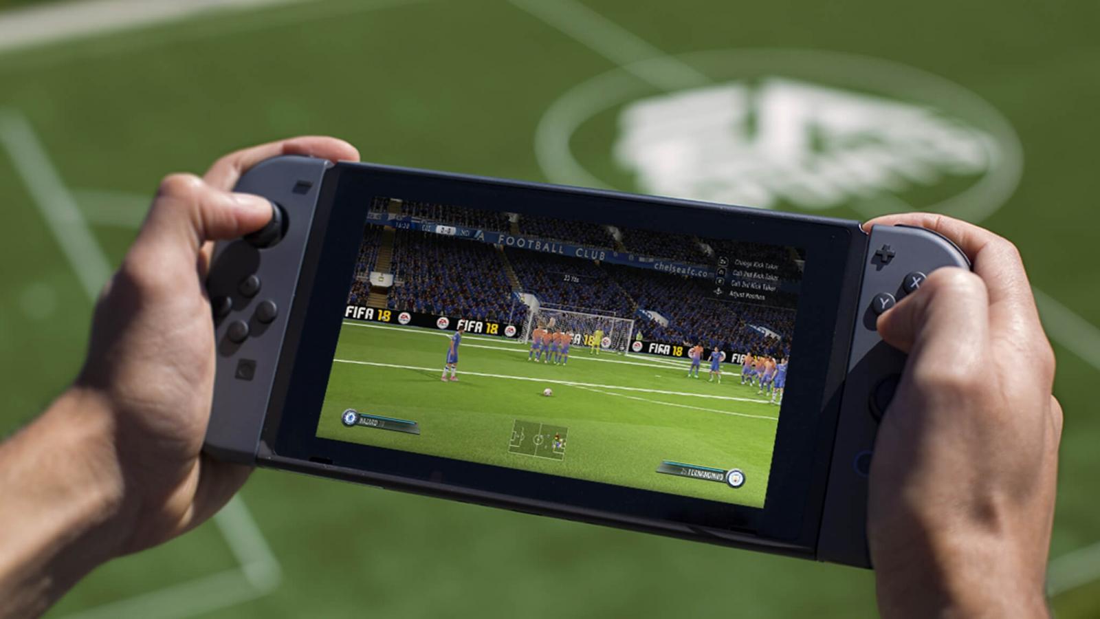 Watch FIFA 18's The Journey: Hunter Returns teaser trailer