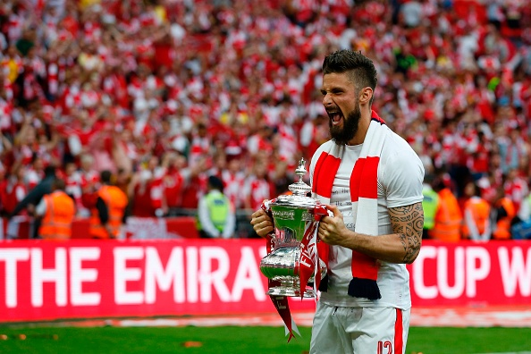 West Ham made to wait for Giroud