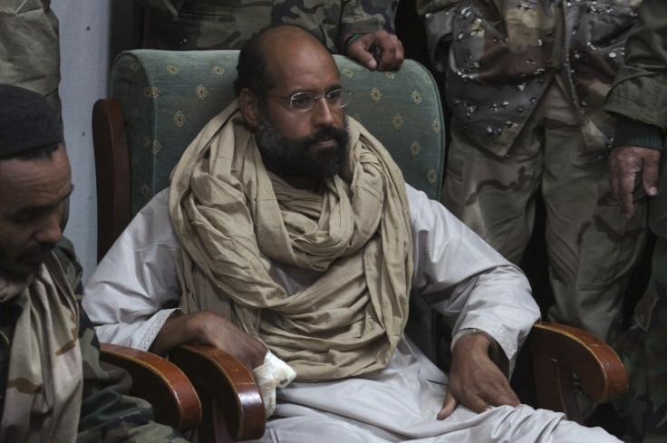 Libya Gaddafi son released
