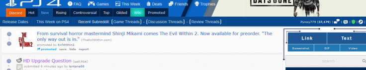 The Evil Within 2 leak