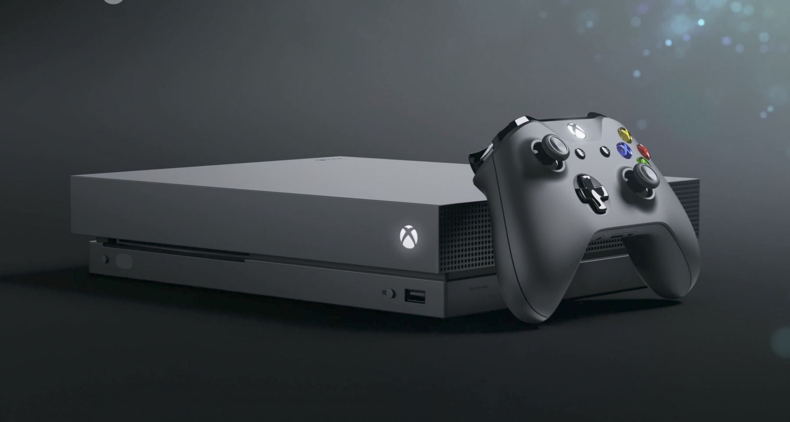 Microsoft Officially Announces Xbox One X (Project Scorpio)
