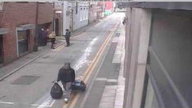 Police release new CCTV images of Manchester bomber Salman Abedi