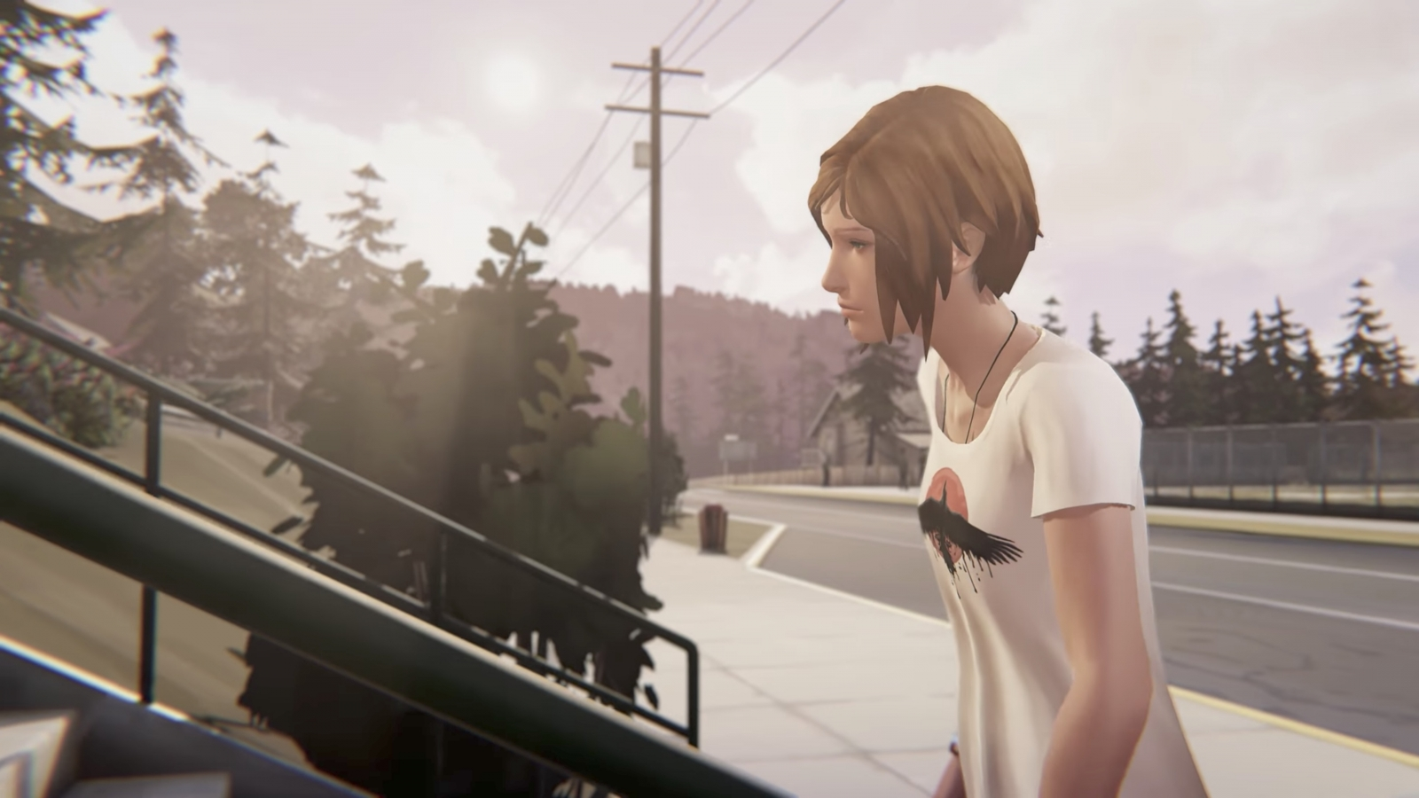 Life Is Strange Before The Storm Wallpaper: Life Is Strange Prequel Before The Storm Announced At E3