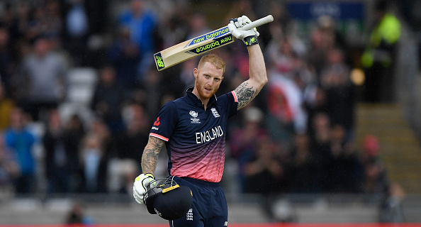 England knock Aussies out of tournament