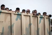 112 migrants rescued by Mexican authorities