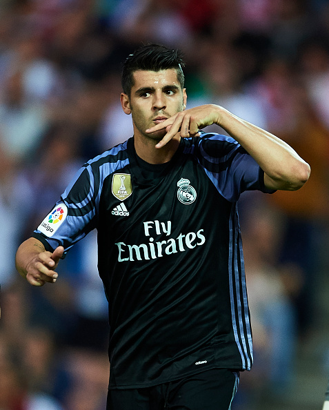 Manchester United close to finalising moves for Morata and ...
