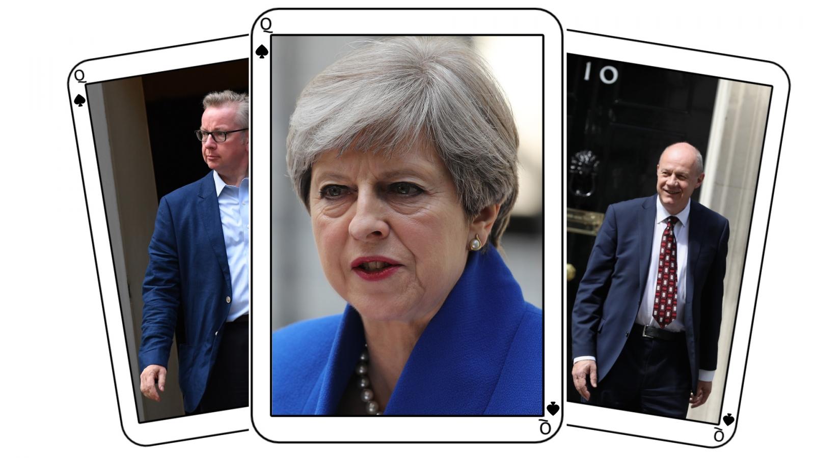 Theresa May's reshuffle