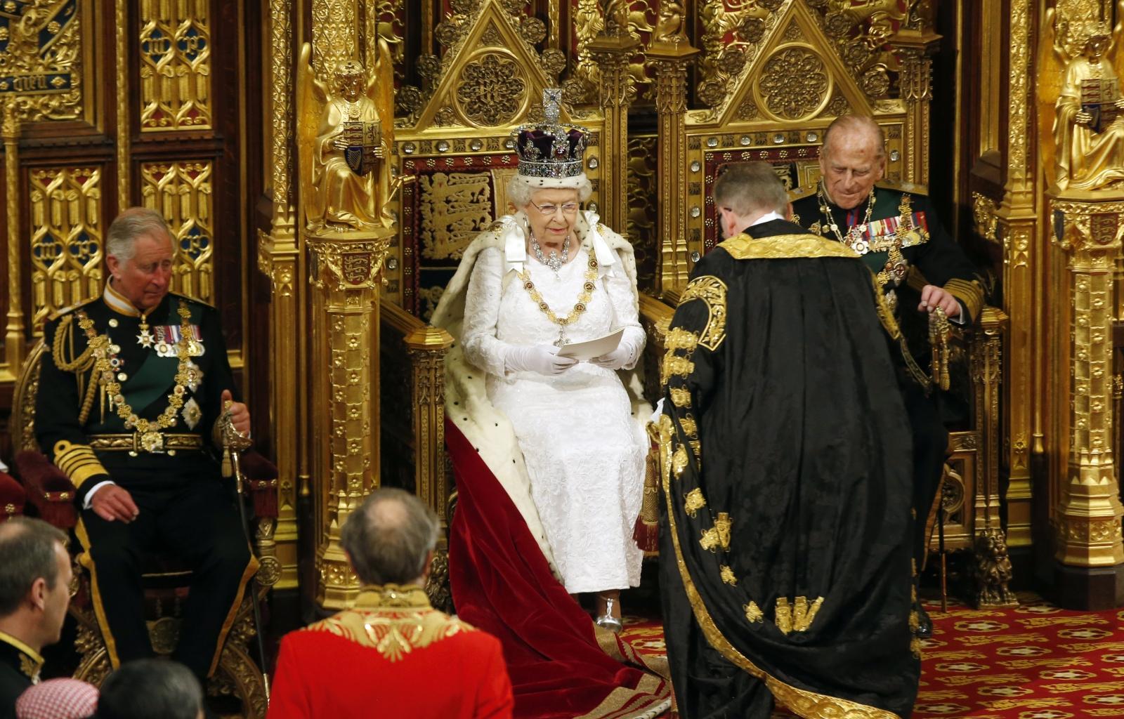 Queen's Speech Parliament 2016