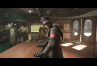 Wolfenstein 2: The New Colossus E3 announcement trailer