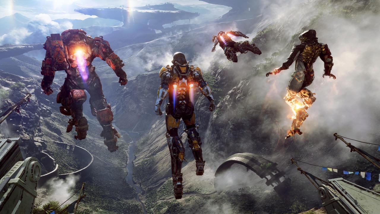 Anthem BioWare E3 2017