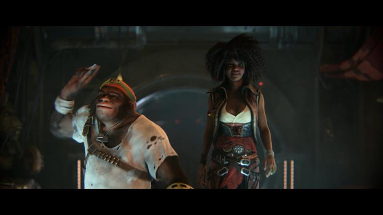 Beyond Good & Evil 2 E3 2017 announcement trailer
