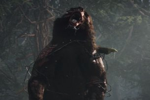 Days Gone PS4 Bear