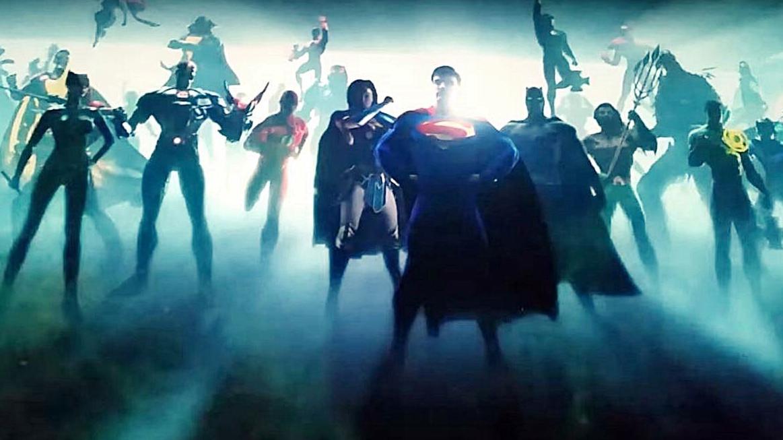 Wonder Woman intro