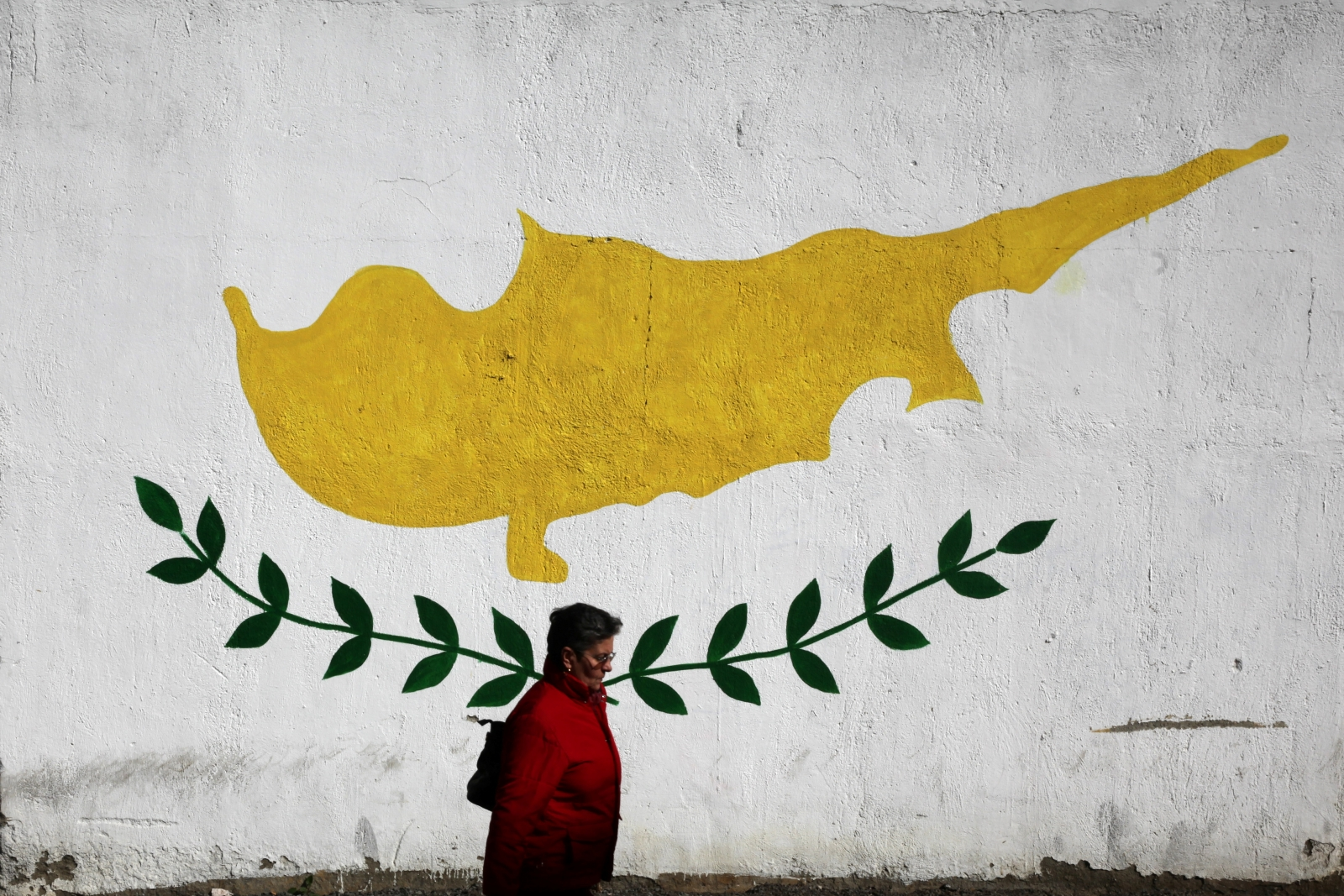 Cyprus Cypriot flag