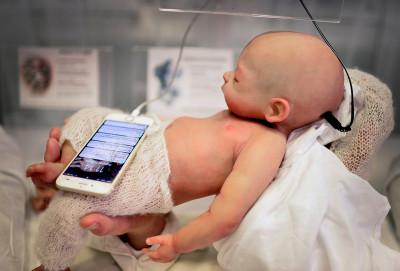 reborns hyper-realistic silicone baby dolls