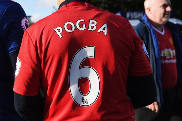 Paul Pogba shirt
