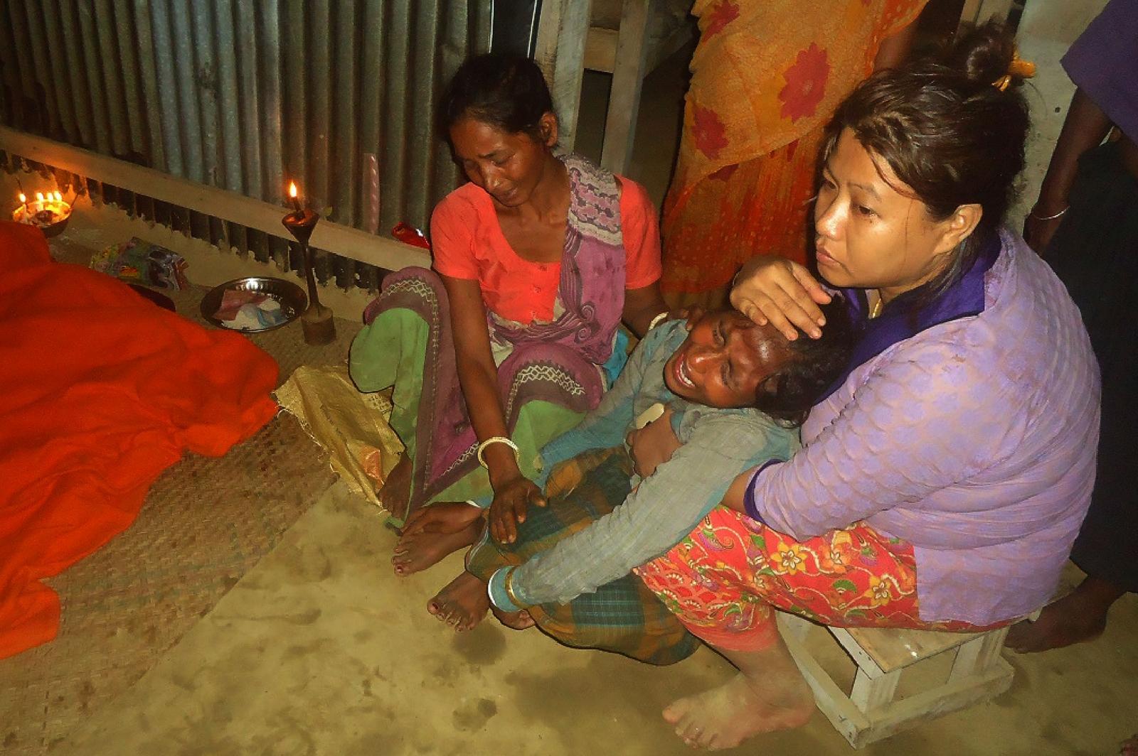 Bangladesh landslides