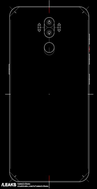 Galaxy Note 8 schematics leaked