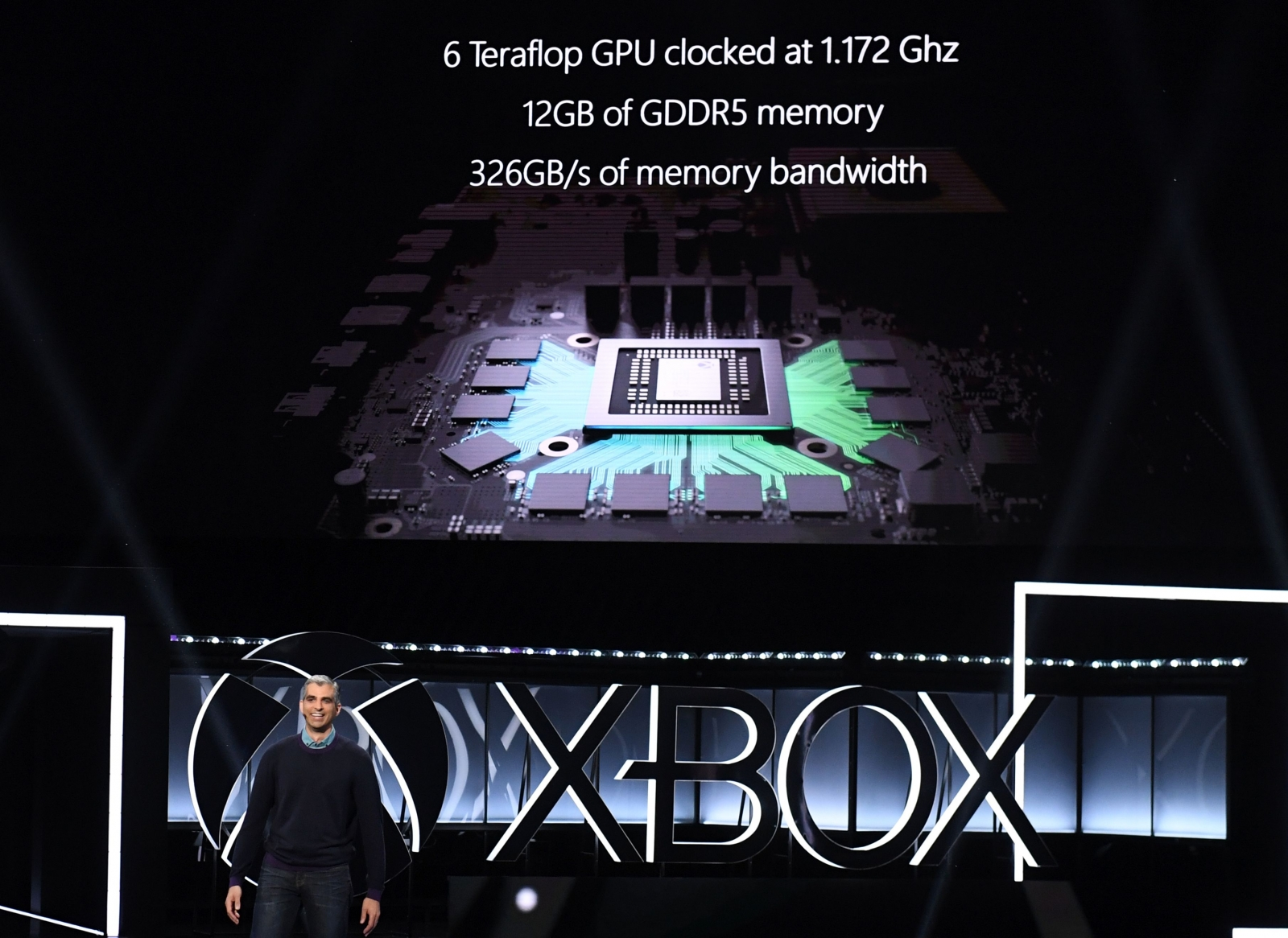 Xbox One X E3 2017
