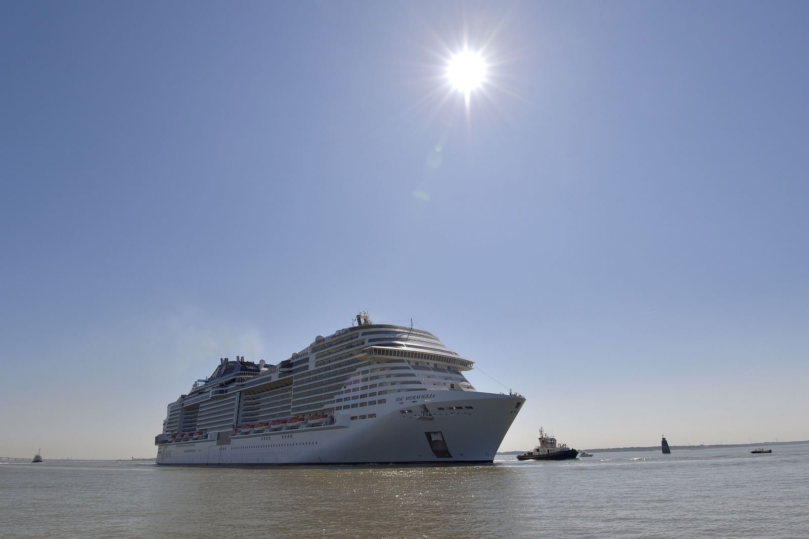 cruise ship from Shanghai to Japan