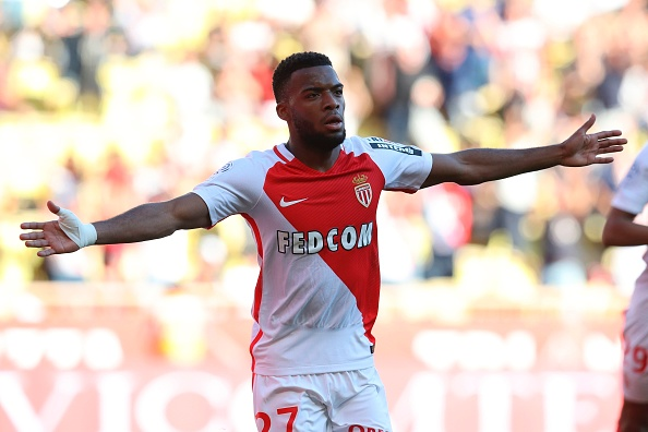 Arsenal close in on deal for Monaco forward Thomas Lemar