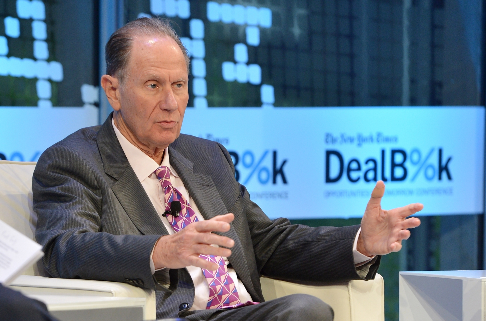 Who is David Bonderman