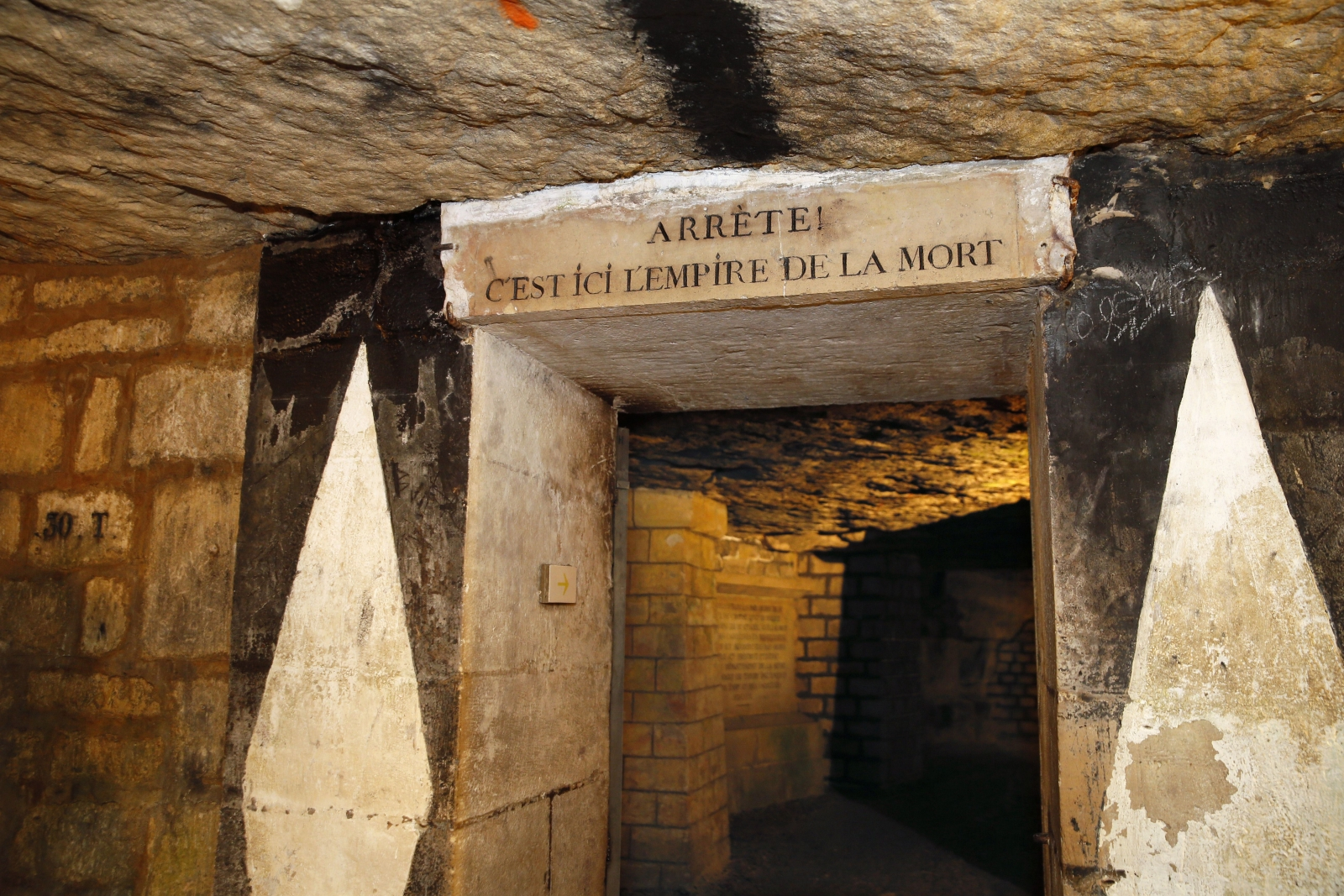 Teenagers Rescued After Being Trapped In Paris Catacombs