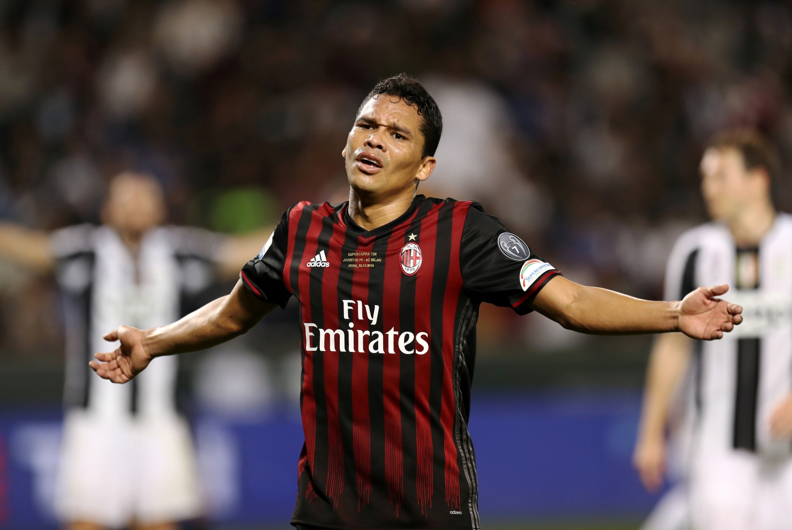 'Everton keen on Carlos Bacca, Duvan Zapata'
