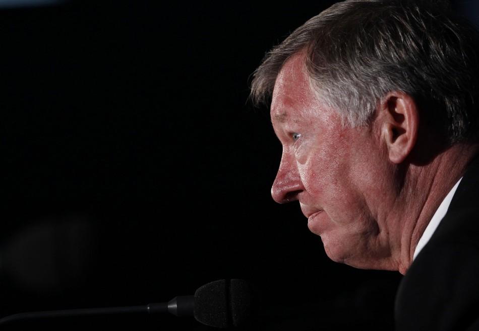 Sir Alex Ferguson lambasted the penalty award to Newcastle United as 'shocking'