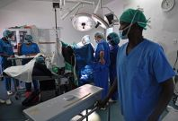 Doctors separate twin girls joined at the head