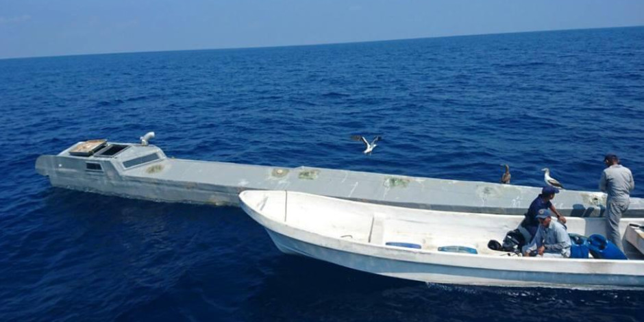 VSV stealth narco boat