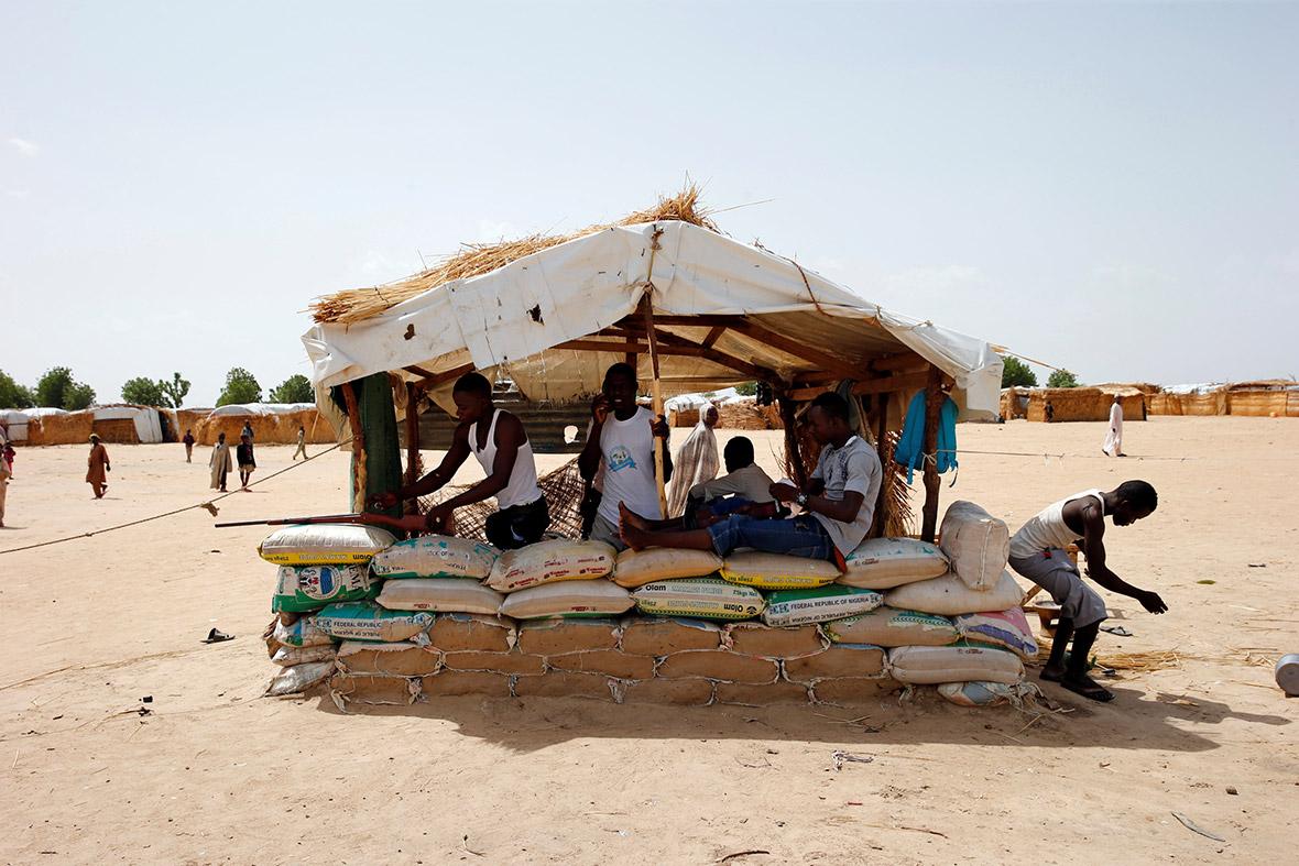 Nigeria CJTF Boko Haram vigilantes