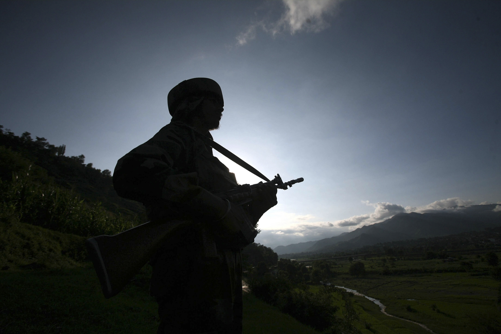 India border tensions