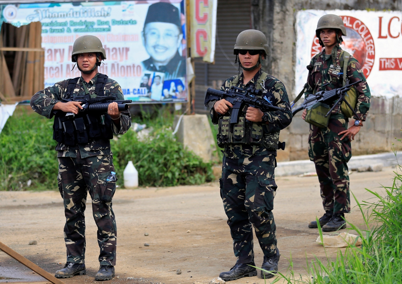 Marawi city siege