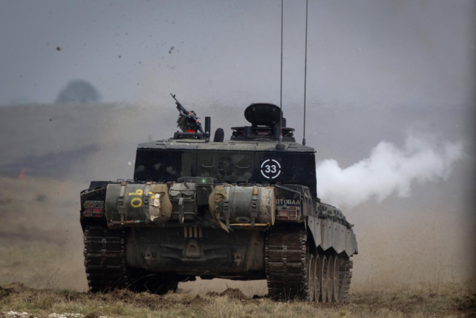 Tank UK