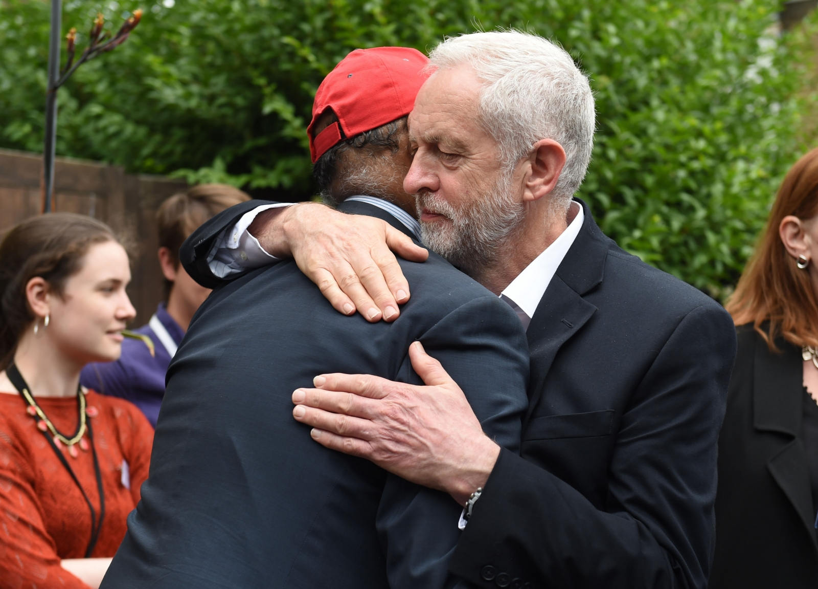 Jeremy Corbyn Grenfell Tower