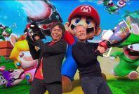 Shigeru Miyamoto Yves Guillemot