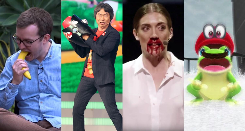 E3 2017 Weird Moments