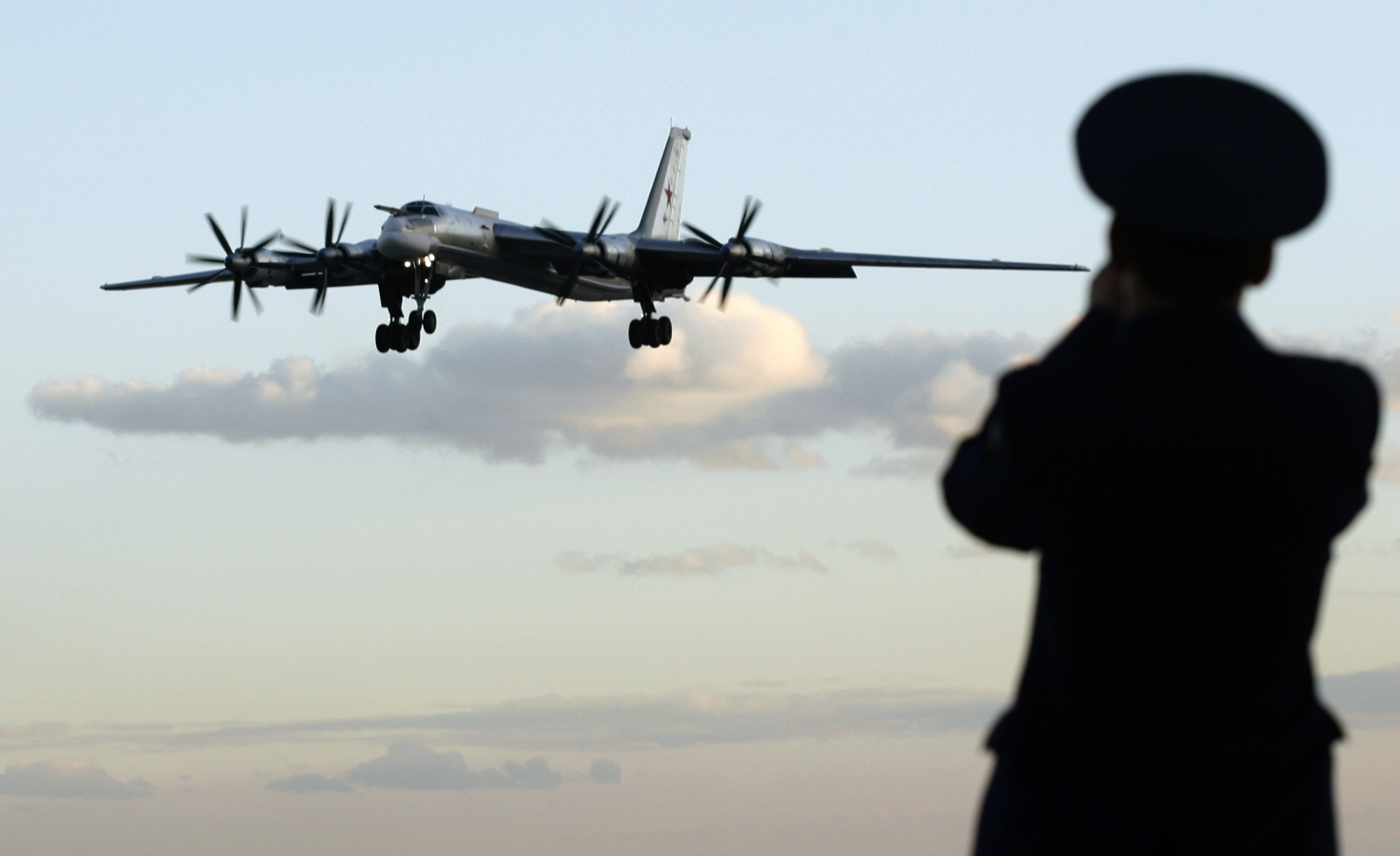 Russian jets intercepted over Baltic Sea