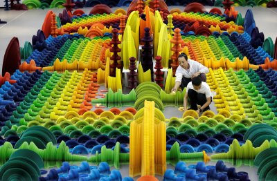 Li Hongbo Ocean of Flowers